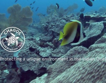 The Chagos Conservation Trust